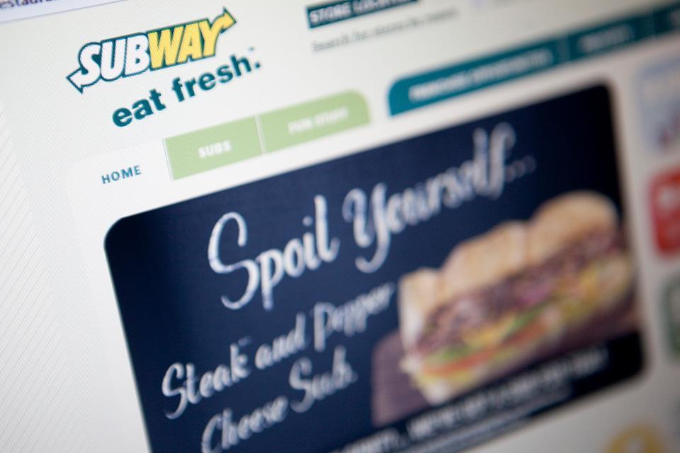 Subway Customer Appreciation Day