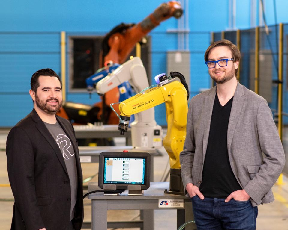 Ready Robotics, robots, startups, manufacturing, factories, fundraising, automation