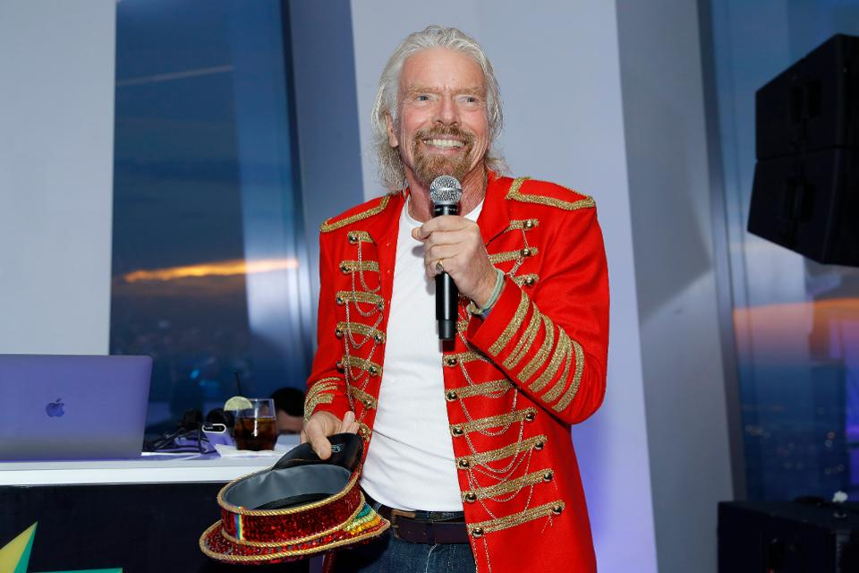 Virgin Atlantic And Virgin Holidays World Pride Celebration