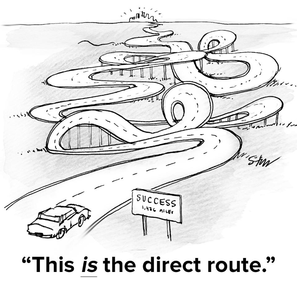 Success...this is the direct route!