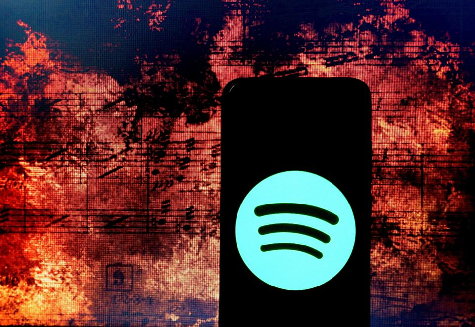 Spotify's biggest growth factor is its ability to create loyal customers.